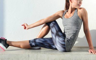 Lo stretching come riscaldamento