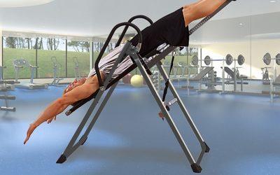 La panca a inversione nella gestione del mal di schiena
