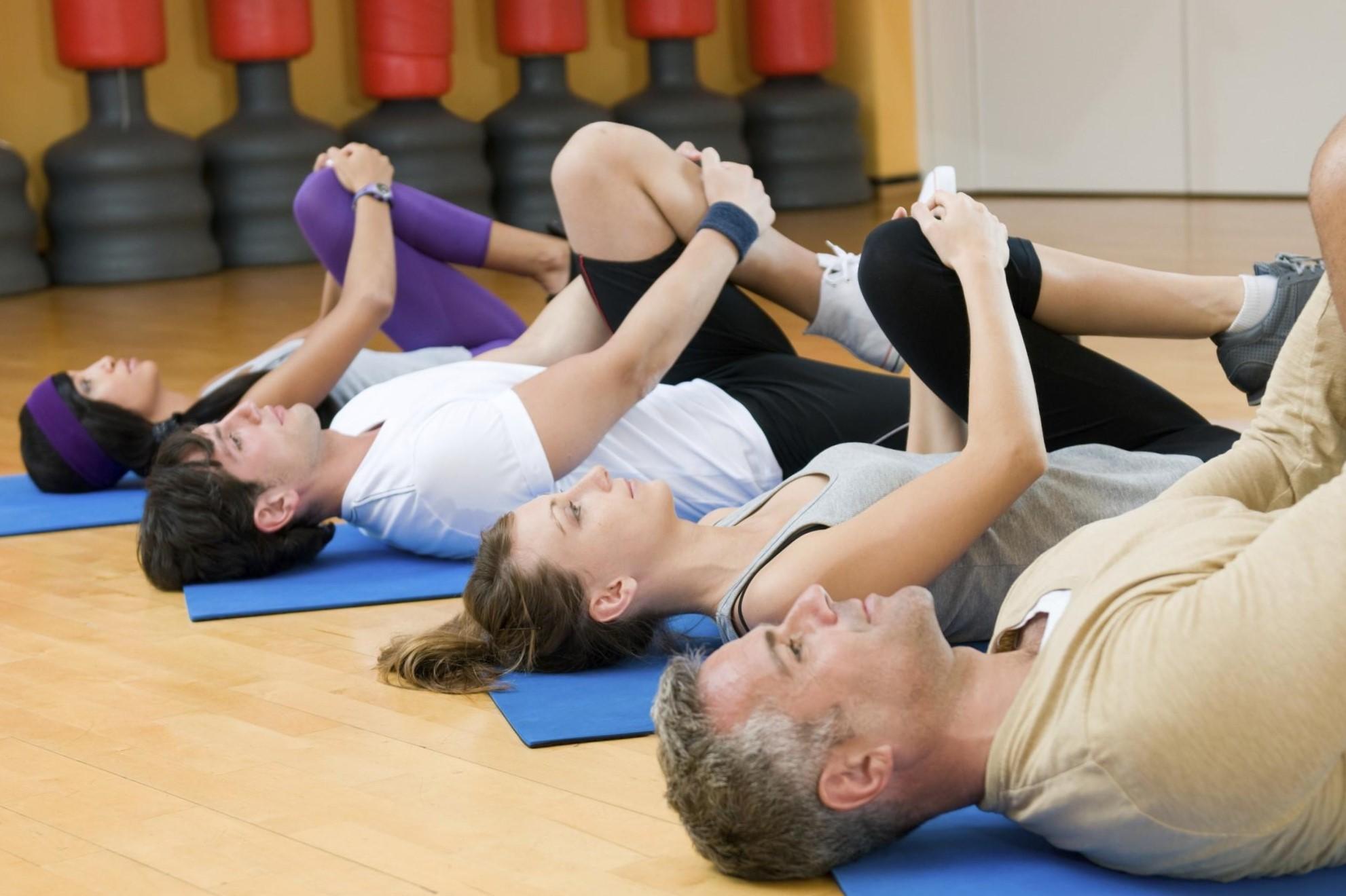 ginnastica posturale e fisioterapia fisiosan